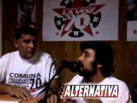 "SANDINO PRIMERA EN LA RADIO FAVELA ""VOZ DEL 70"". EL VALLE-VENEZUELA"