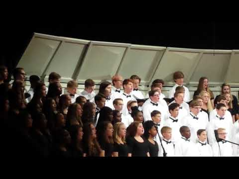 Dyersburg Middle School Choir
