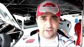 Tiago Larrossa   Após SS10   Rally de Morretes 2016