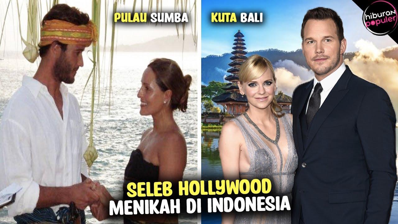 THOR DAN STAR LOARD JATUH CINTA PADA INDONESIA! Deretan Artis Dunia yang Pilih Menikah di Indonesia
