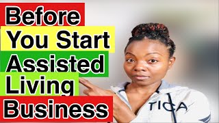 How to start a Residential Assisted Living Business. Before You Start Assisted Living Business. YouTube Videos