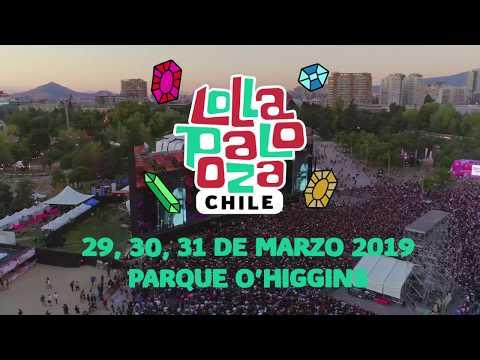 Lollapalooza Festival Chile 2019