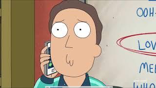 Rick & Morty - Frisbee Golfer