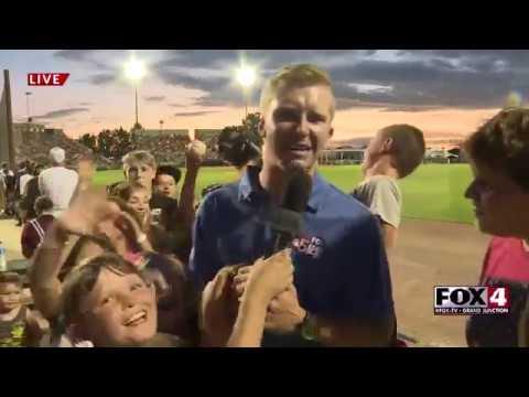 Chris Proctor - Kids Take Over News Report