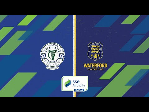 Finn Harps Waterford Goals And Highlights
