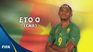 Samuel Eto'o - 2010 FIFA World Cup
