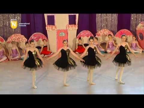 NOVA Afterschool Ballet Classes Performance 2016