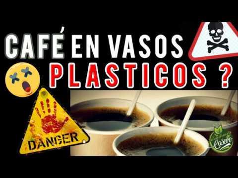 Por Qué No Se Debe Tomar CAFÉ En Vasos PLÁSTICOS! URGENTE!!