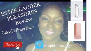 PLEASURES by ESTEE LAUDER REVIEW