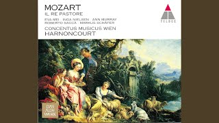 "Mozart : Il re pastore : Act 1 ""Vanne, vanne a regnar ben mio"" [Elisa, Aminta]"