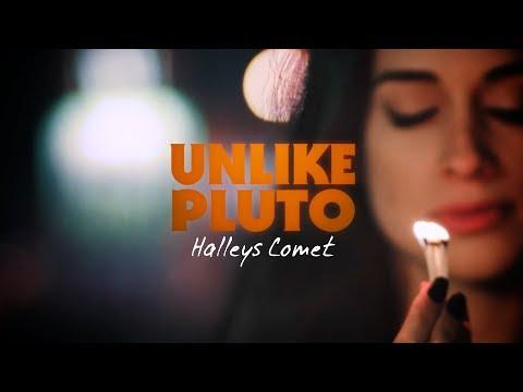 Unlike Pluto – Halley's Comet