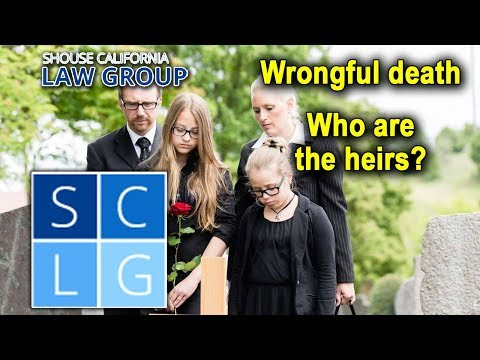 Wrongful Death Lawsuits - How does the settlement get divided amongst the heirs?