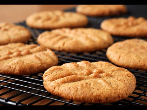 How to Make Peanut Butter Cookies Without Sugar