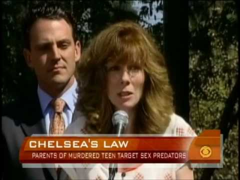 Chelsea's Law Tracks Sex Offenders