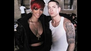 Rihanna- Numb Ft Eminem Lyrics