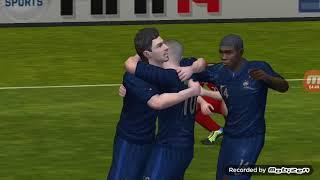 FIFA 2014 Чемпионат Европы 1 8 финала Ответный матч Португалия Франция 1 3