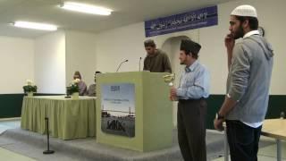 Ijtama khuddam-ul-ahmadiyya Sweden p-4
