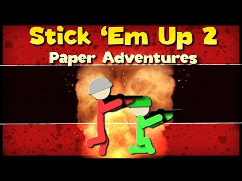 Stick Em Up 2 Paper Adventures - Skyline Tutorial, Japan, Apollo, Shia Labeouf Victory