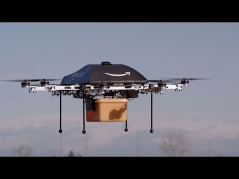 Amazon Asks FAA for Permission to Fly Drones