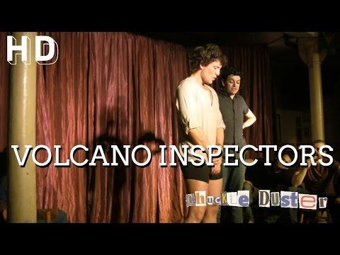 Chuckle Duster  He Said She Said  Volcano Inspectors