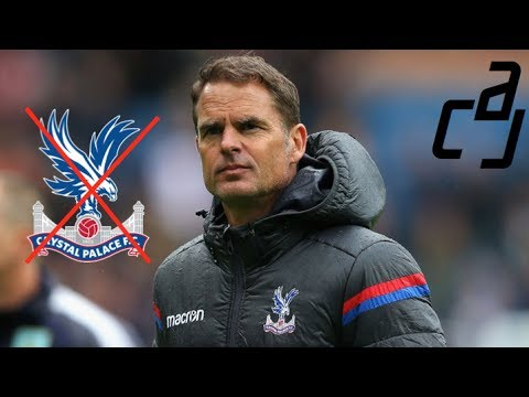 Frank De Boer Sacked By Crystal Palace After 4 Games! | AC Weekly