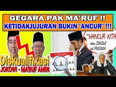 WAGU: TAK JUJUR LANGGAR UU,KORUF WAJIB DIDISKUALIFIKASI #MKBUKANBAWAHANTKN #TNIBERSAMARAKYAT