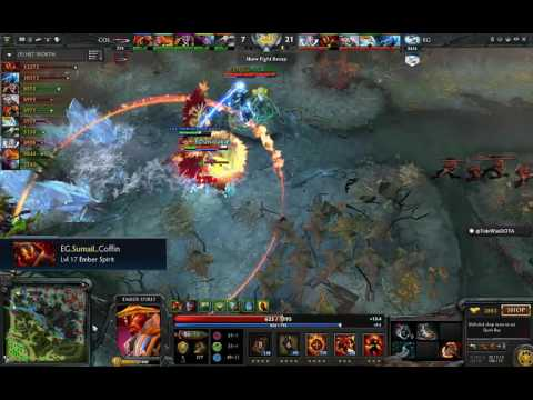 compLexity Gaming vs Evil Geniuses Game 2