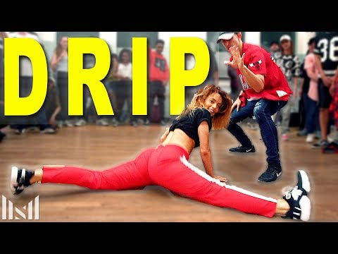 """DRIP"" - Cardi B ft Migos Dance 