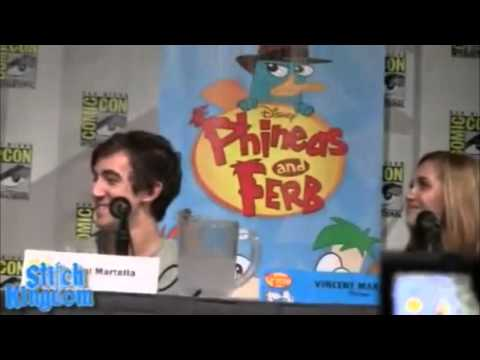 Voices Of Phineas And Ferb Characters In Real Life!