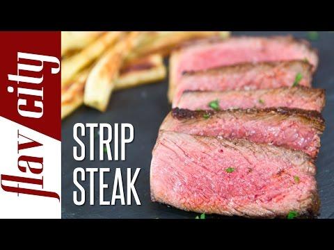 Ny Steak Recipe