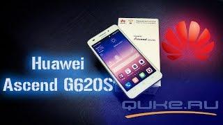 Huawei Ascend G620s обзор ◄ Quke.ru ►