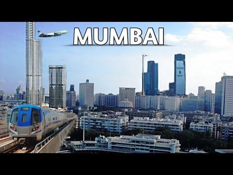 MUMBAI City - Views & Facts About Mumbai City || Maharashtra || India || Plenty Facts || Mumbai 2018