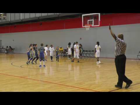 2017 05 14 Big House 5th Grade Lady OFS vs Tampa Aces 2nd Half