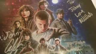 Stranger Things Vinyl Unboxing/Review