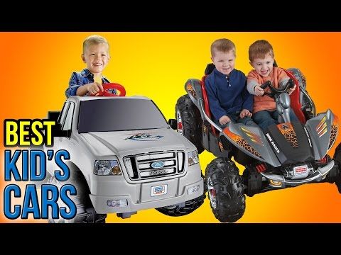 10 Best Kid's Cars 2016