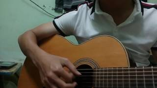 Xa vắng guitar guitar solo