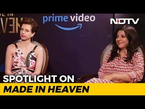 Spotlight: Zoya Akhtar & Kalki Koechlin On 'Made In Heaven' & More
