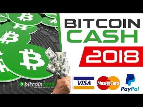 Bitcoin Cash Kaufen 2019 | Wie Bitcoin Cash KAUFEN | KreditKarte | PayPal |
