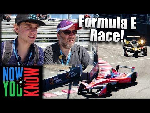 Formula E Event in Montreal!