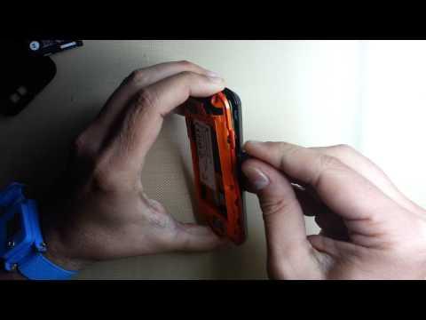 Abrir y reparar auricular Motorola Defy Mini XT320 repair earpiece disassembly HD