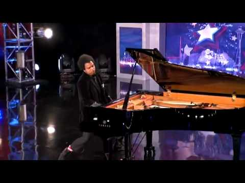 elew: the Americas Got Talent Piano Powerhouse legend!