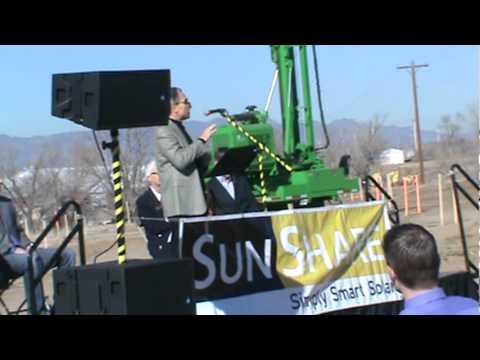 Mic Check on Gov. John Hickenlooper by Occupy Colorado Springs - Nov. 29, 2011 (skip to 9:30)