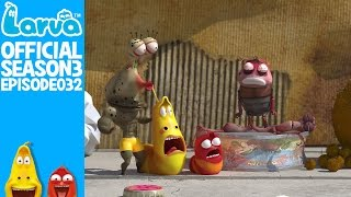 official massage - larva season 3 episode 32
