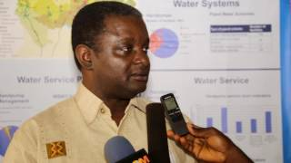 John Akuakaye on non functionality - Water Forum 2016