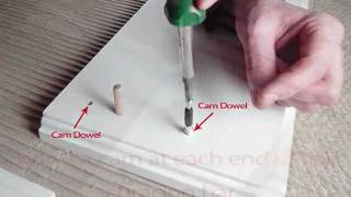 The Radiator Cabinet Workshop - Cabinet Assembly Instructional Video