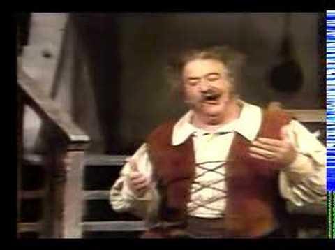 Giuseppe Taddei in Falstaff (LIVE)