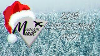 MXNTAGE MUSIC CHRISTMAS MIX 2018-2019 [AD-FREE] [Editing Music]