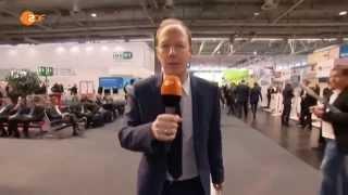 Heute-Show: Martin Sonneborn besucht die CeBit