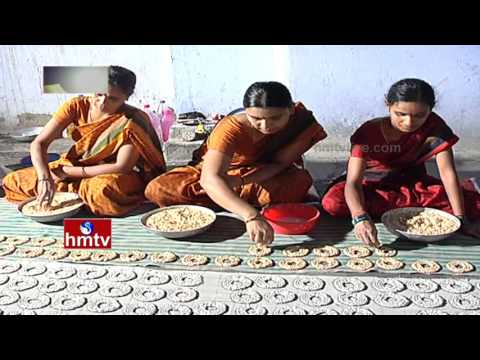 Small Scale Business on Instant Food items | Krishna Kumari | HMTV Avani - Evaro Okaru