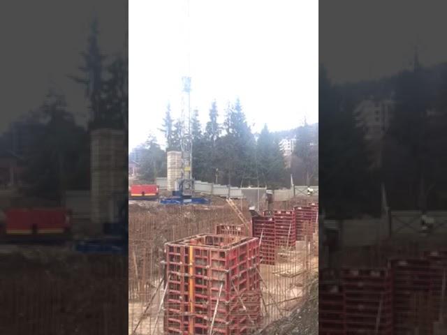 Хід будівництва  на 21.11